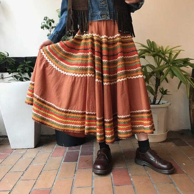 メキシカンスカート